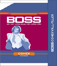 BOSS WALL FILLER EXTERIOR COMEX