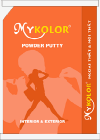 MYKOLOR POWDER PUTTY FOR INT EXT