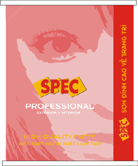 SPEC PROFESSIONAL PUTTY INT EXT