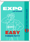 EXPO EASY POWDER PUTTY FOR INTERIOR