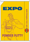 EXPO POWDER PUTTY FOR INTERIOR EXTERIOR