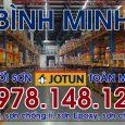 Đại lý sơn JOTUN chính hãng tại Ninh Bình, Bình Minh
