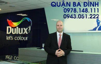 cửa hàng/đại lý sơn Dulux tại Ba Đình, Hà Nội