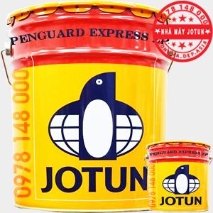 Sơn chống rỉ Epoxy 2 thành phần JOTUN PENGUARD EXPRESS ZP chính hãng