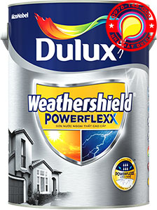 Sơn Dulux Weathershield Powerflexx GJ8B
