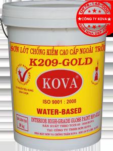 sơn KOVA K209 - sơn lót khàng kiềm cao cấp ngoài trời 224x300