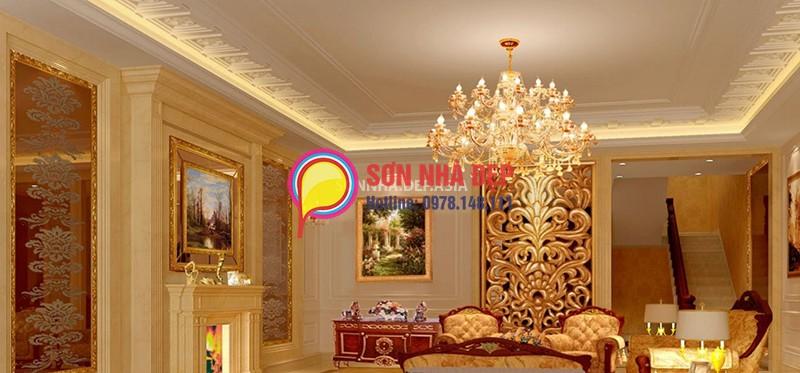 sơn nhà Jotun 004