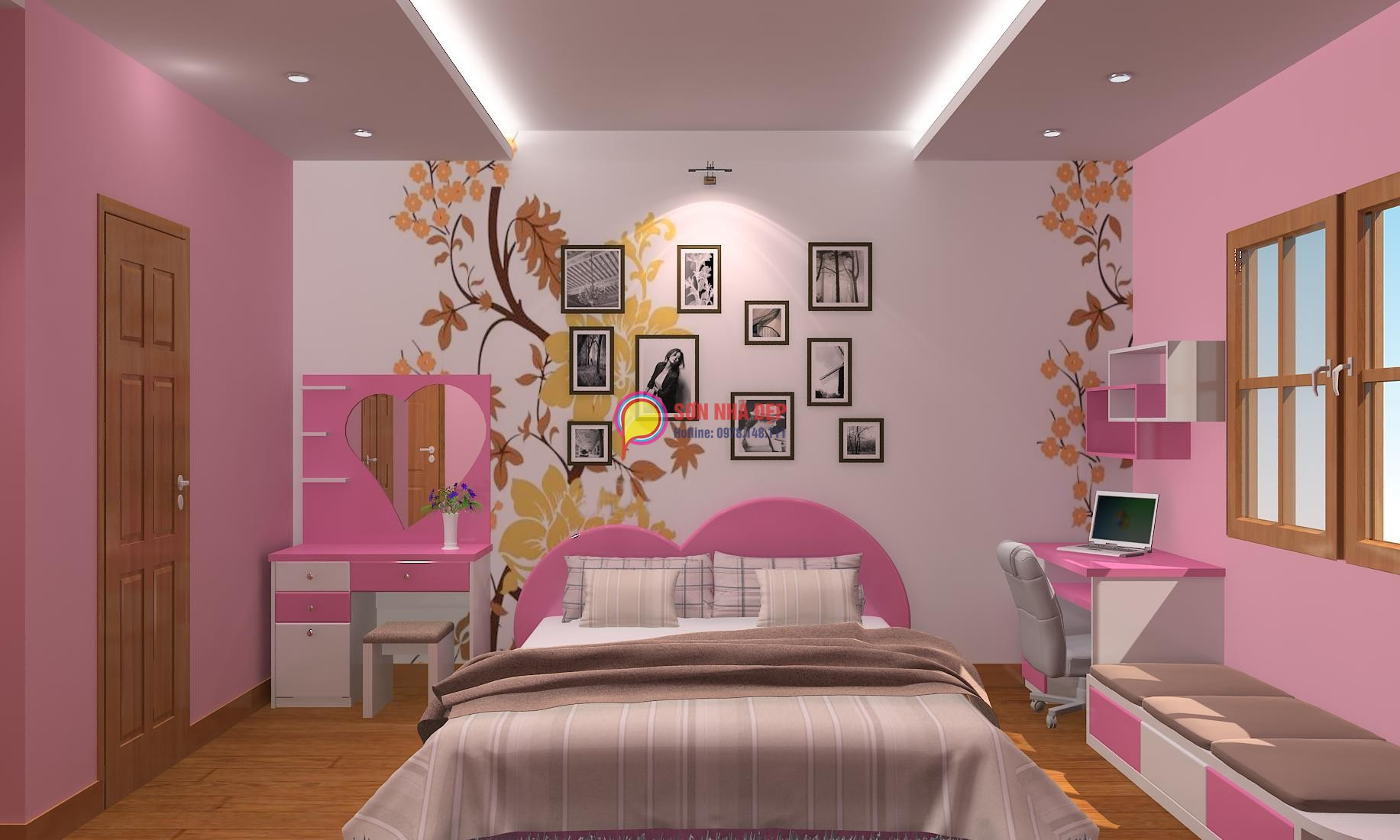 son-trong-nha-dulux- Ambiance- 5 in 1-4