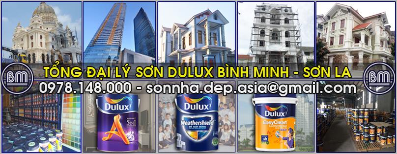 Tổng đại lý sơn Dulux Bình Minh tại Sơn La